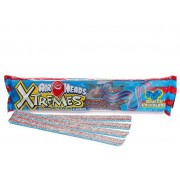 AirHeads Xtremes goût framboise bleue - 57 Gr