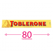 Toblerone Jumbo Maxi format - 4,5 Kg