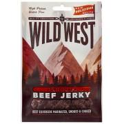 Wild West Beef Jerky - viande séchée recette originale - 25 Gr