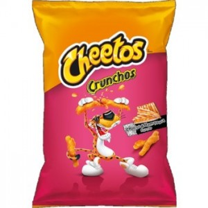 Cheetos Crunchos Ham and Cheese Toast 95 Gr