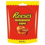 Reese's Miniatures emballés individ. 90 Gr