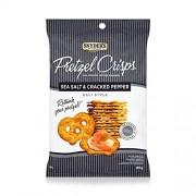 Snyder's Pretzel Crisps Sea Salt & Pepper 85 Gr