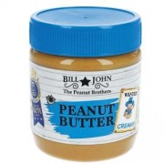 Bill & John Peanut Butter Creamy 350 Gr