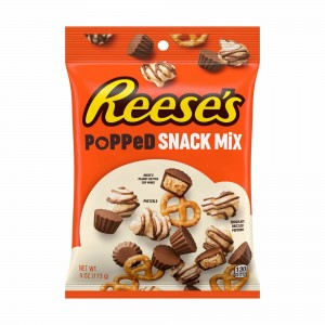 Reese's Popped Snack Mix 113 Gr