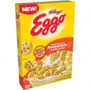 Céréales Kellog's Eggo Waffle sirop d'érable 249 Gr