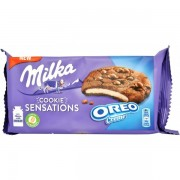 Milka sensation Oreo Cookie 156 Gr