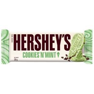 Hershey's Cookie's'N'Mint 39 Gr