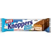 Knoppers barre chocolat et noix de coco 40 Gr