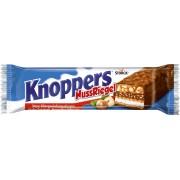 Knoppers barre chocolat et noisettes 40 Gr