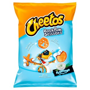 Cheetos Chifoumi fromage 85 Gr