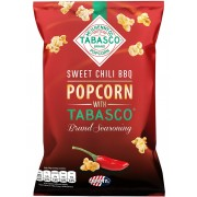 Pop Corn Sweet Chili BBQ et tabasco 90 Gr