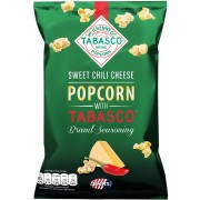 Pop Corn Sweet Chili Cheese et tabasco 90 Gr