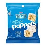 Kellog's Rice Krispies Snap Crackle Poppers Cookie'n'creme 28 Gr