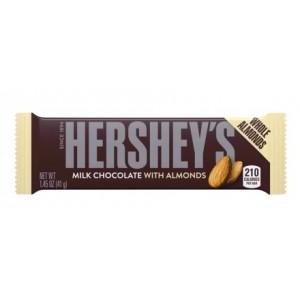 Hershey Milk chocolat with Almonds 41 Gr