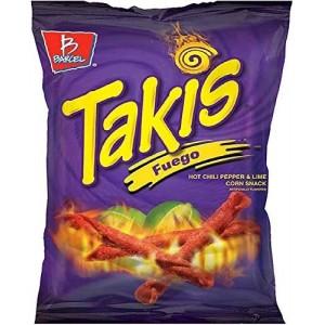 Takis Fuegos 113 Gr