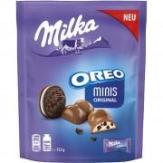 Milka Minis Oreo milk Chocolate 153 Gr