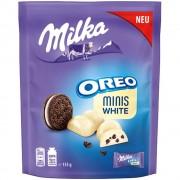 Milka Minis Oreo White Chocolate 153 Gr