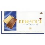 Chocolat Merci chocolat au lait crémeaux 100 Gr