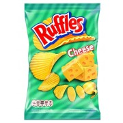 Chips Ruffles Cheese 155 Gr