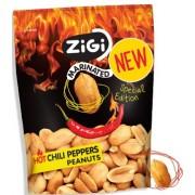 Cacahuètes marinées piment fort 70 Gr