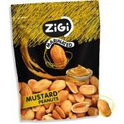 Cacahuètes marinées à la moutarde 70 Gr