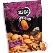 Cacahuètes marinées Teriyaki 70 Gr