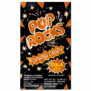 Pop Rocks Sucre pétillant goût Cola - 7 Gr