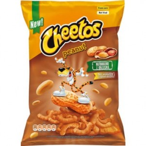 Cheetos Peanuts Crisp 85 Gr