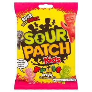 Sour Patch Kids Fruit Mix 160 Gr