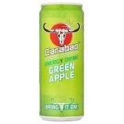 Carabao energy drink pomme verte 330ml