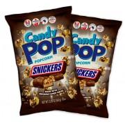 Candy Pop Snickers Popcorn 149 Gr