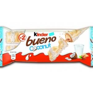 Kinder Bueno Coconut 39 Gr
