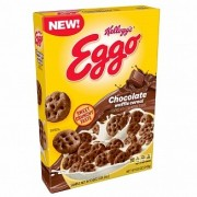 Céréales Kellog's Eggo Waffle Chocolat 249 Gr