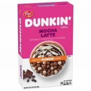 Céréales Dunkin Mocha Latte 311Gr