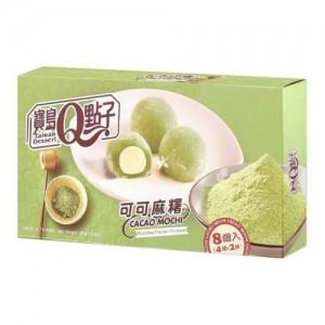 Mochi Cacao et Thé vert Matcha 80 Gr