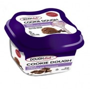 DoughLish Cookie Dough triple chocolat brownie 128 Gr
