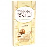 Tablette Ferrero Rocher Noisette 90 Gr
