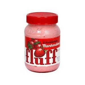 Fluff Fraise - 213 Gr