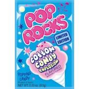 Pop Rocks Sucre pétillant gout barbe à papa - 9.5 Gr