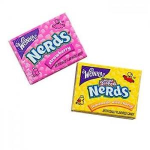 Wonka Nerds Miniatures -15 Gr