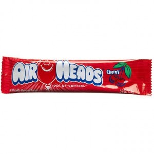 AirHeads goût cerise - 16 Gr
