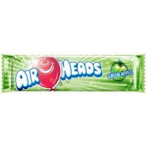 AirHeads goût pomme verte - 16 Gr